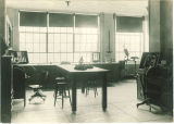 Research laboratory at Trowbridge Hall, The University of Iowa, 1917