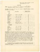 1943 Work Plan
