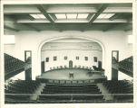 Auditorium in Macbride Hall, the University of Iowa, 1920s