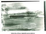 Baseball game, The University of Iowa, 1927