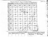 Iowa land survey map of t085n, r043w