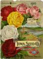 Iowa Seed Company Catalog 1910