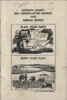 1950 Kossuth County Soil and Water Conservation District Annual Report