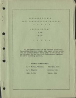 Cherokee County Soil Conservation District Annual Report - 1948