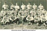 Baseball team, The University of Iowa, 1926