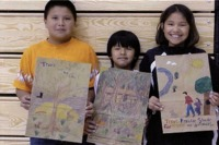 Conservation poster contest winners