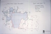 Iowa Great Lakes Watershed - Spirit Lake Land Use Map.
