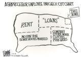 Agriprocessor employee paycheck cutchart