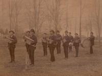 Garnavillo Cornet Band - 1887