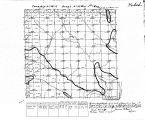 Iowa land survey map of t076n, r013w