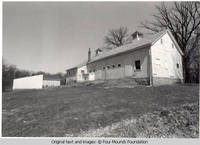Barn at Four Mounds