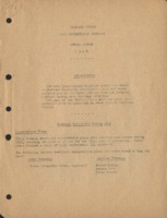 Cherokee County Soil Conservation District Annual Report - 1945