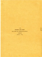 Cass County Soil Conservation District Annual Report - 1955