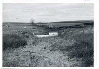 Chester Gray drop spillway, 1963