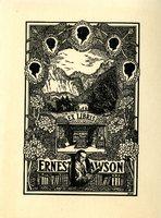 Ernest Dawson Bookplate