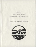 1992 Kossuth County Soil and Water Conservation District Annual Report