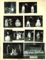 Glassblowing exhibition and fifth grade minuet, The University of Iowa, 1937