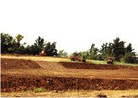Terracing project
