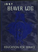 1957 Buena Vista University Yearbook
