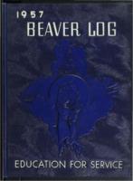 1957 Buena Vista University Yearbook