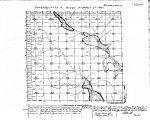 Iowa land survey map of t073n, r030w