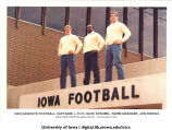 1983 Hawkeye football captains, The University of Iowa, 1983