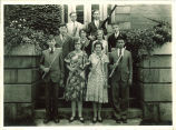 All-State woodwind players, The University of Iowa, 1929