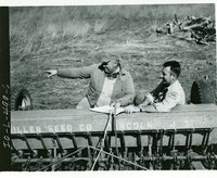 Jim Bulman and Don Simmons, 1972