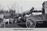 White Brothers Coal Mine, Adams Township, Iowa, late 1800's; Mahaska County