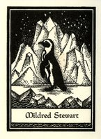 Mildred Stewart Bookplate