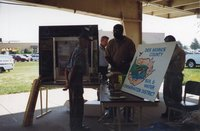 1998 - Ag Expo Des Moines County Soil and Water Conservation District  Booth