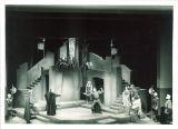 Scene from Hamlet, The University of Iowa, December 20., 1963