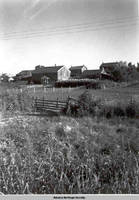View of village, High Amana, Iowa, post 1932