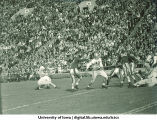 Iowa-Drake football game, The University of Iowa, September 27, 1941