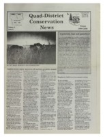 Quad-District Conservation Newsletter; Vol. 4, no. 4 (1999-2000, Winter).