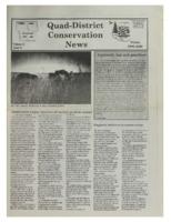 Quad-District Conservation Newsletter; Vol. 4, no. 4 (1999-2000, Winter).