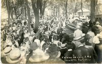 Fourth of July Celebration 1915