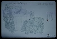 Iowa Great Lakes Watershed - Spirit Lake Slope Study Map.