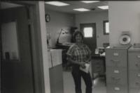 Janie Spick - Technician.