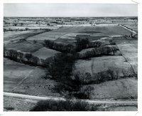 D-10 structure site before picture, 1964