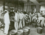 Processing butter, 1906