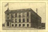 Engineering Building, The University of Iowa, 1912