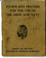 Hymns and Prayers for the Use of the Army and Navy
