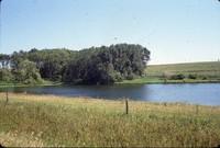 Russ Carver's farm.