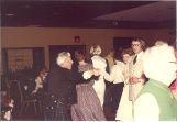 Scottish Highlander banquet, The University of Iowa, May 1978