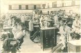 Dental clinic, The University of Iowa, 1917