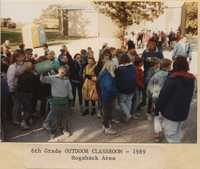 Outdoor Classroom - 1989.