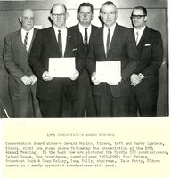 Conservation award winners, 1964