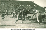 Iowa-Nebraska football game, The University of Iowa, October 5, 1932