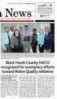 Black Hawk County Soil and Water Conservation District Honored